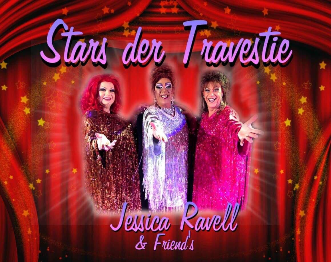 """Stars der Travestie"" Jessica Ravel & Friends"